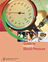 Your Guide to Lowering Blood Pressure - book